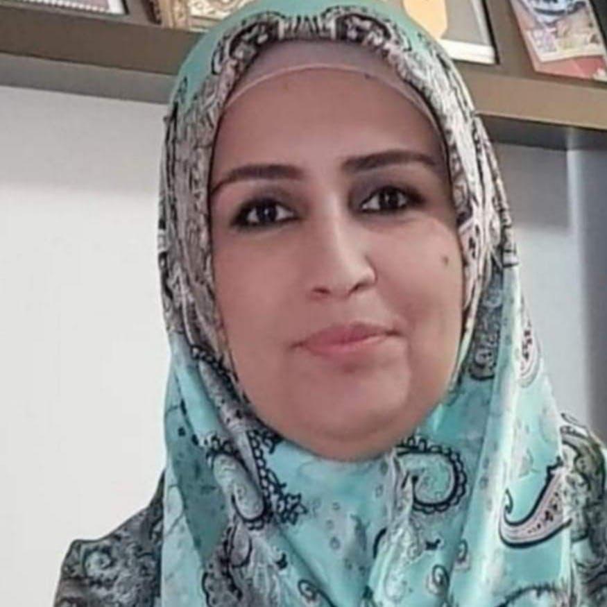Photo of Dr Dalia Ubied