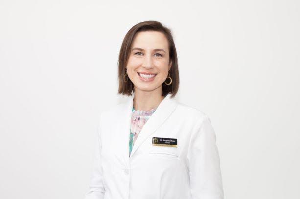Photo of Dr Angela Rigo