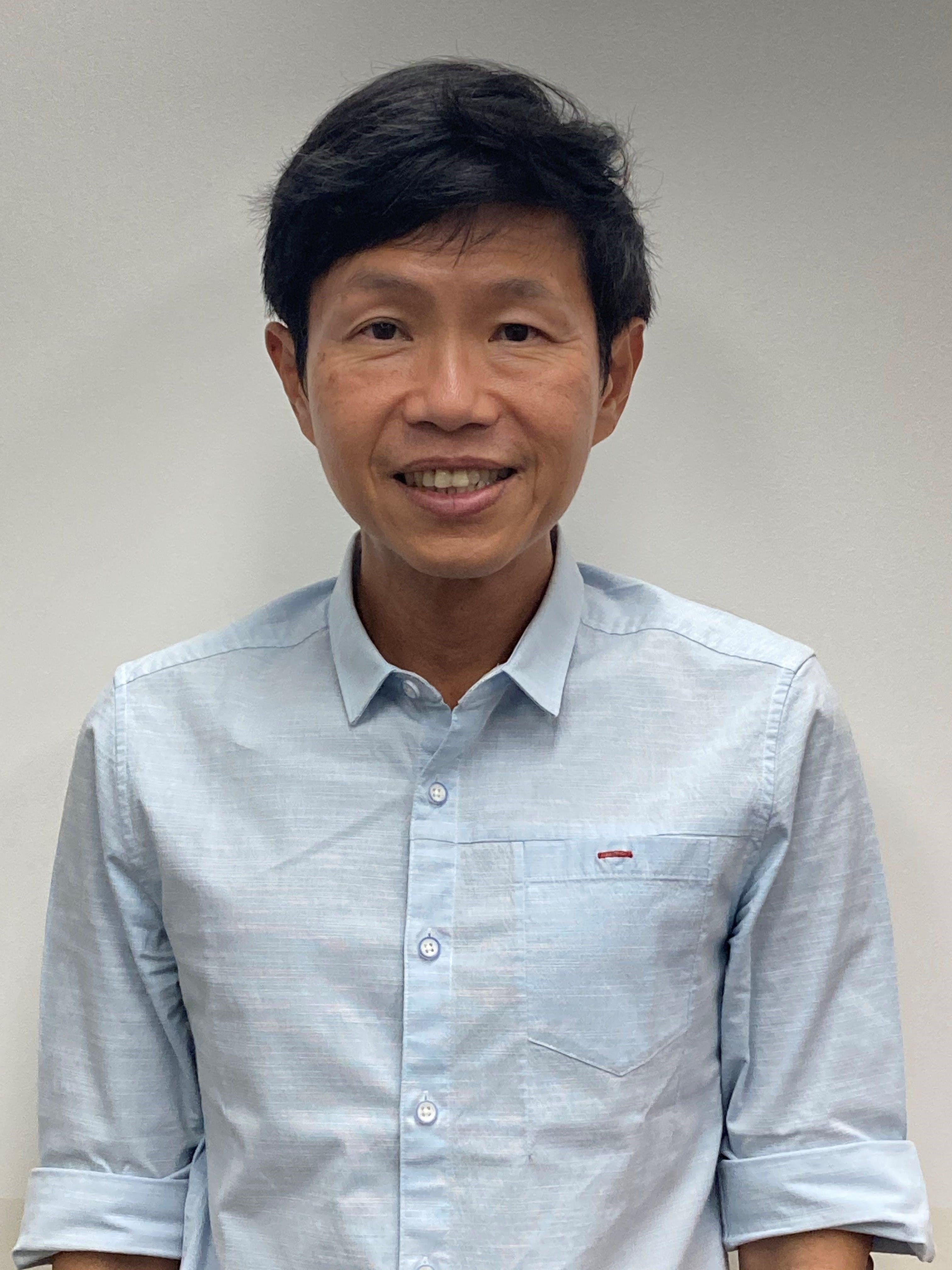 Photo of Dr Kelvin Lee