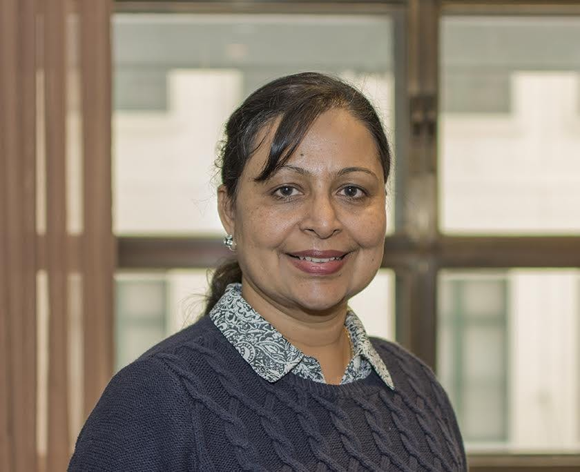 Photo of Dr Gayathri Chandru