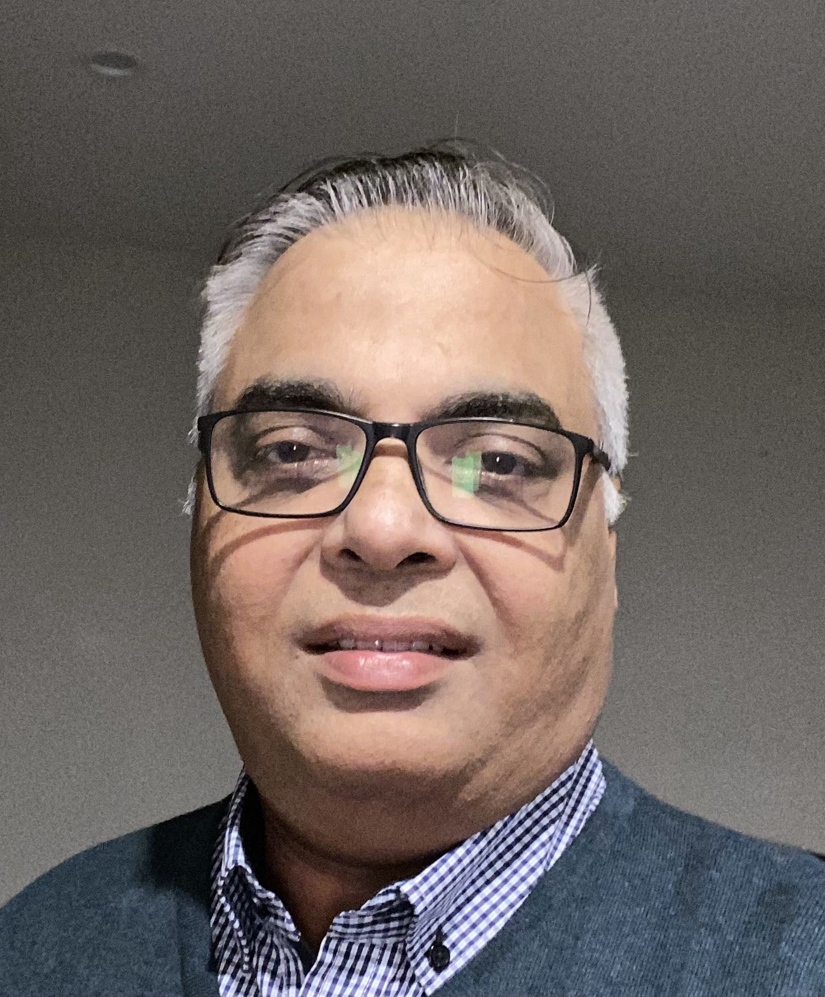 Photo of Dr Irshad Rasheed