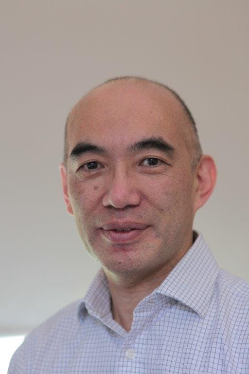Photo of Dr Fung Cheung