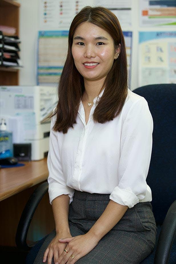 Photo of Dr Nat Chanlenglert