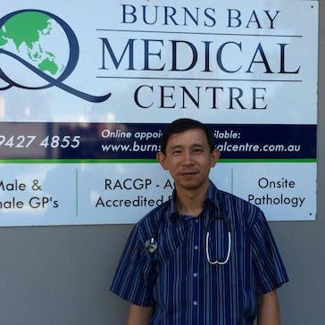 Dr Felix Choi Photo