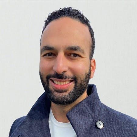 Photo of Dr Hazem Nagla