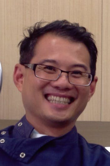 Photo of Dr Donald Chin