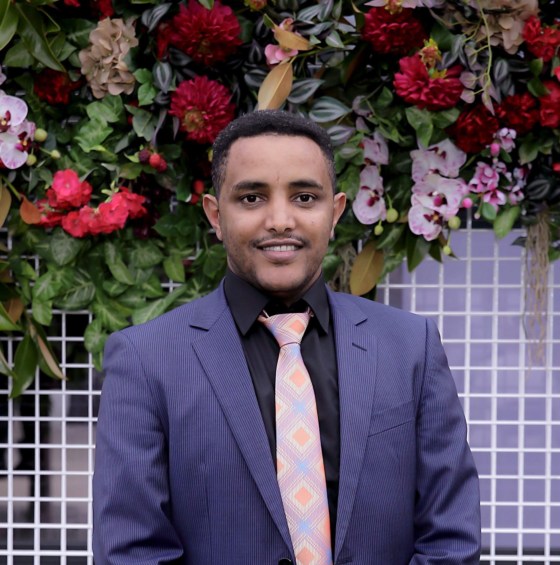 Photo of Dr Ben Zeleke