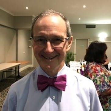 Dr David Harwood Photo