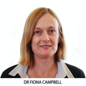Dr Fiona Campbell Photo