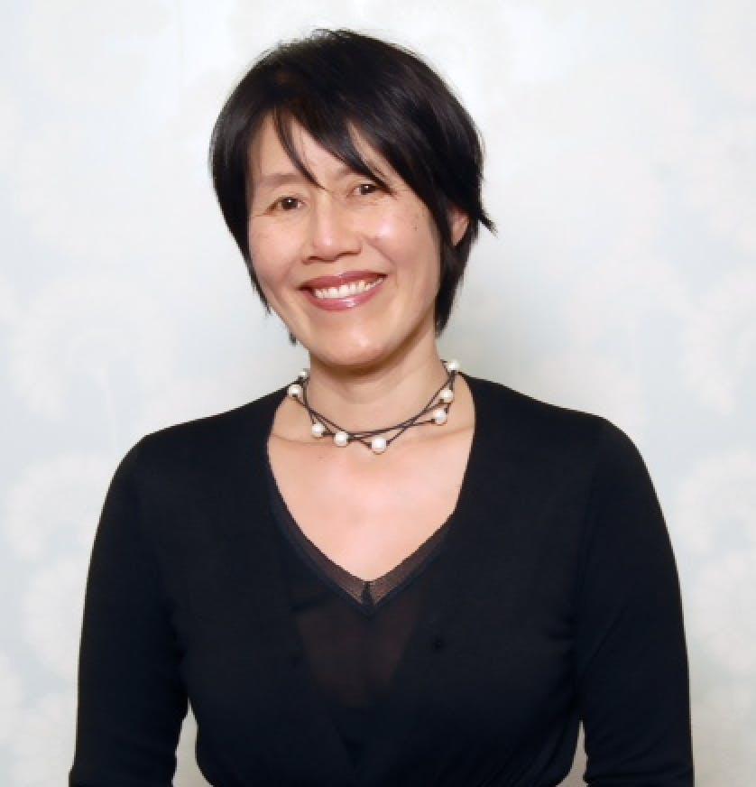 Photo of Dr Christine O'Chee