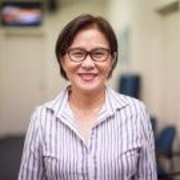 Dr Maria Cheng Photo