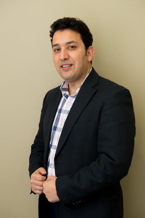 Photo of Dr Fayaz Wani
