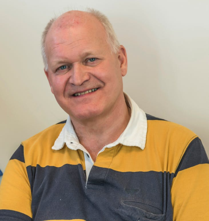 Photo of Dr Paul Wolf
