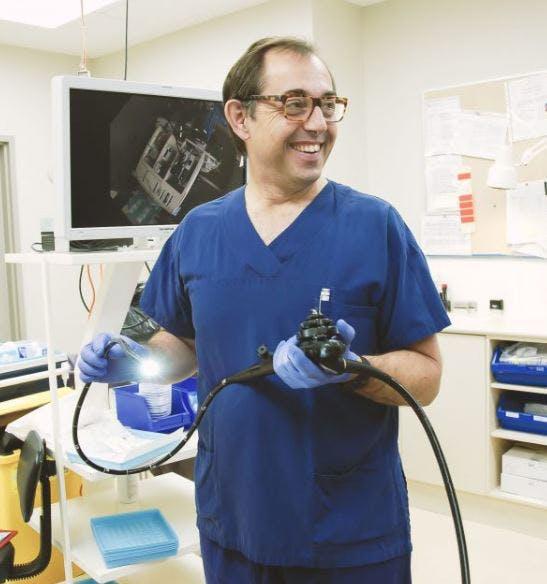 Photo of Dr Luca Crostella