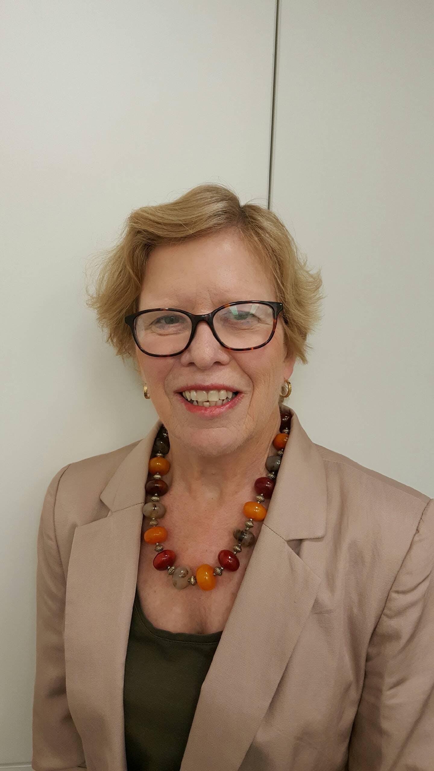 Photo of Dr Brenda Tait