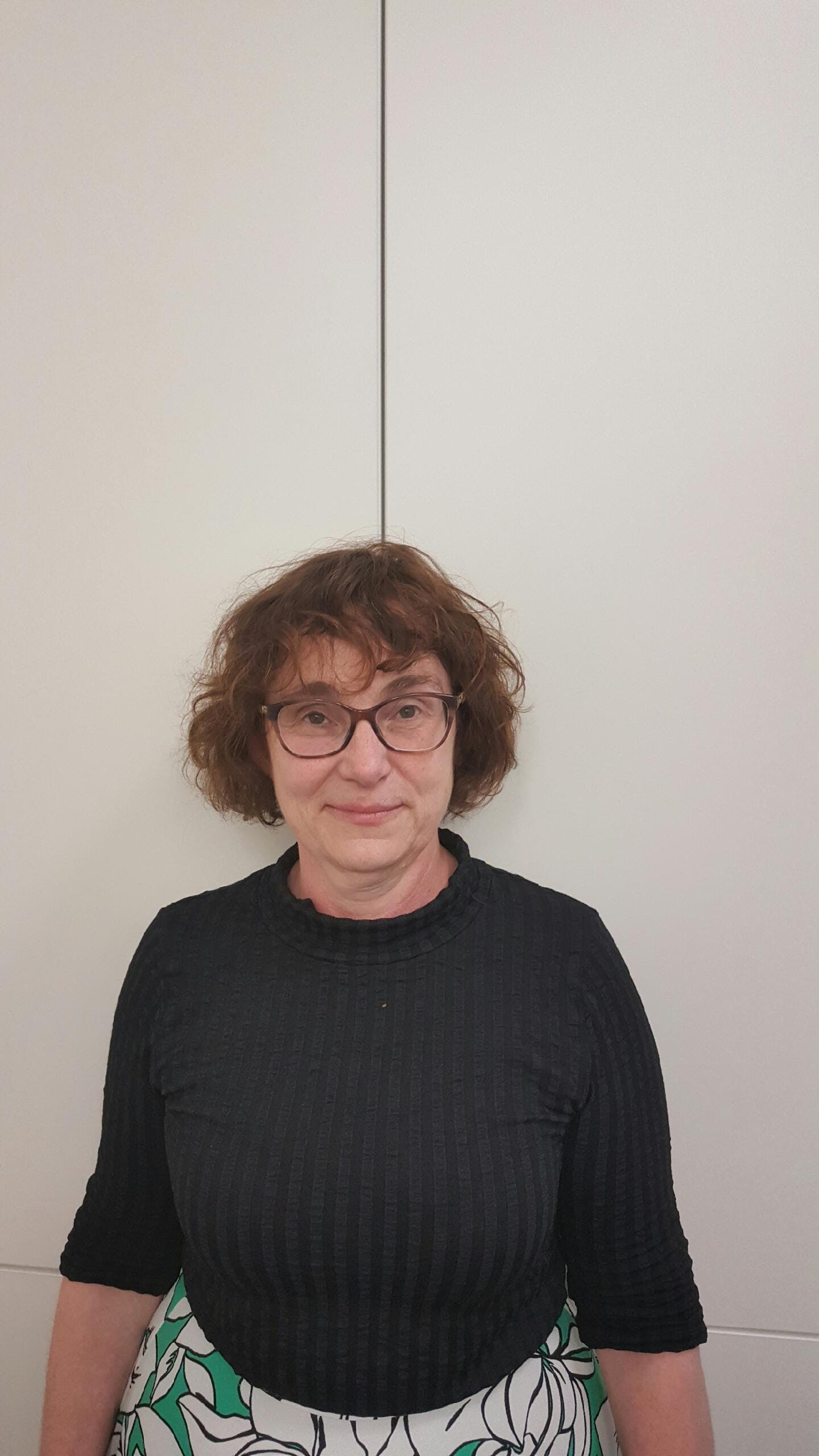 Photo of Dr Ann Richardson