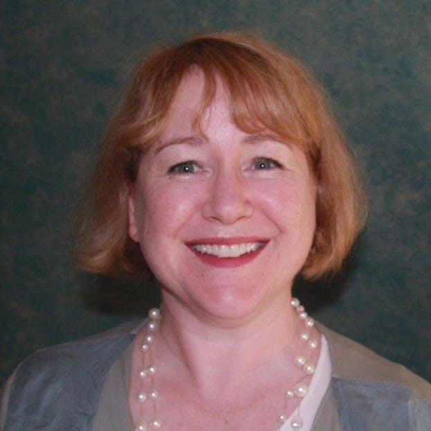 Photo of Dr Jane Sheedy