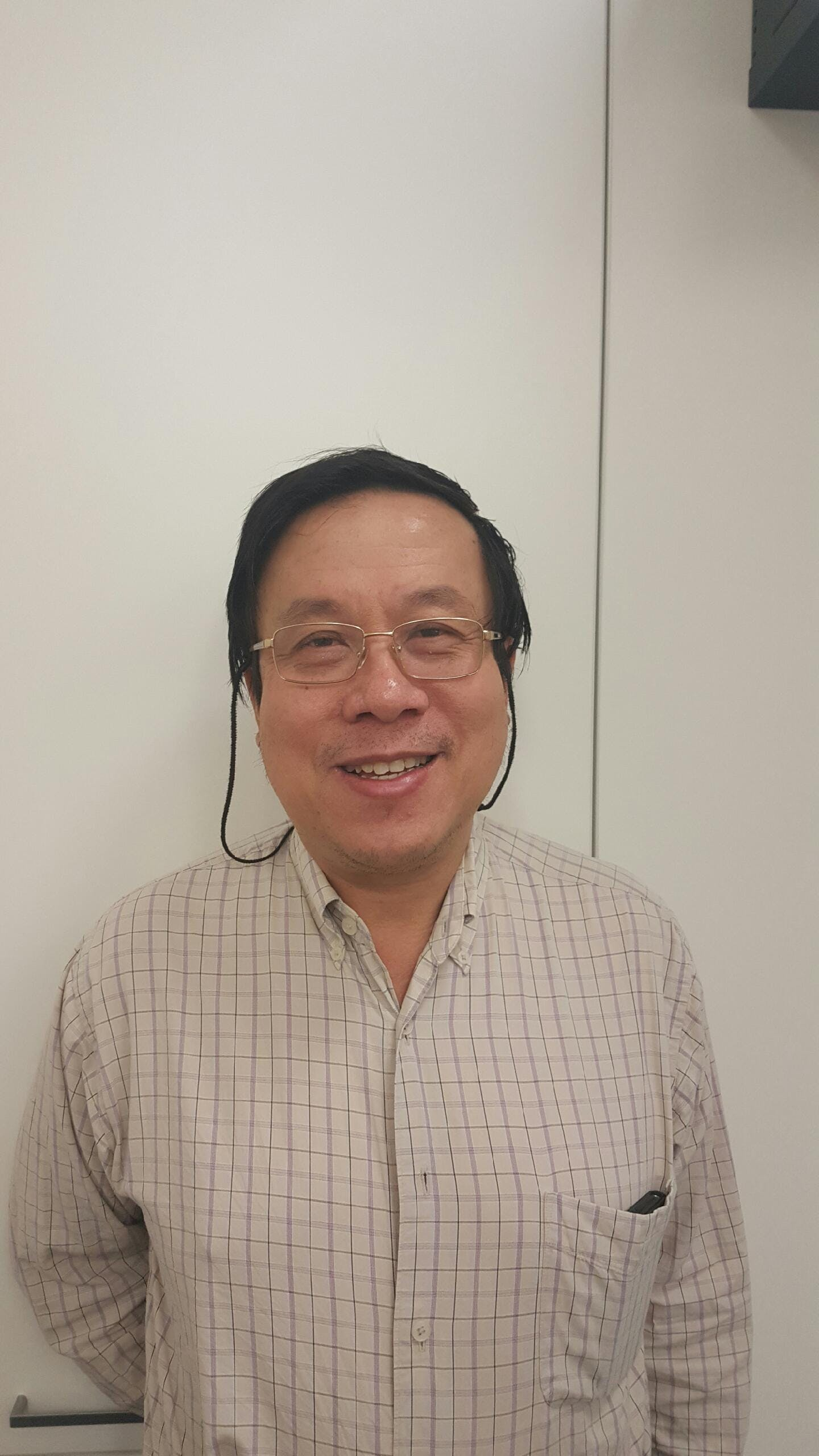 Photo of Dr George Chan