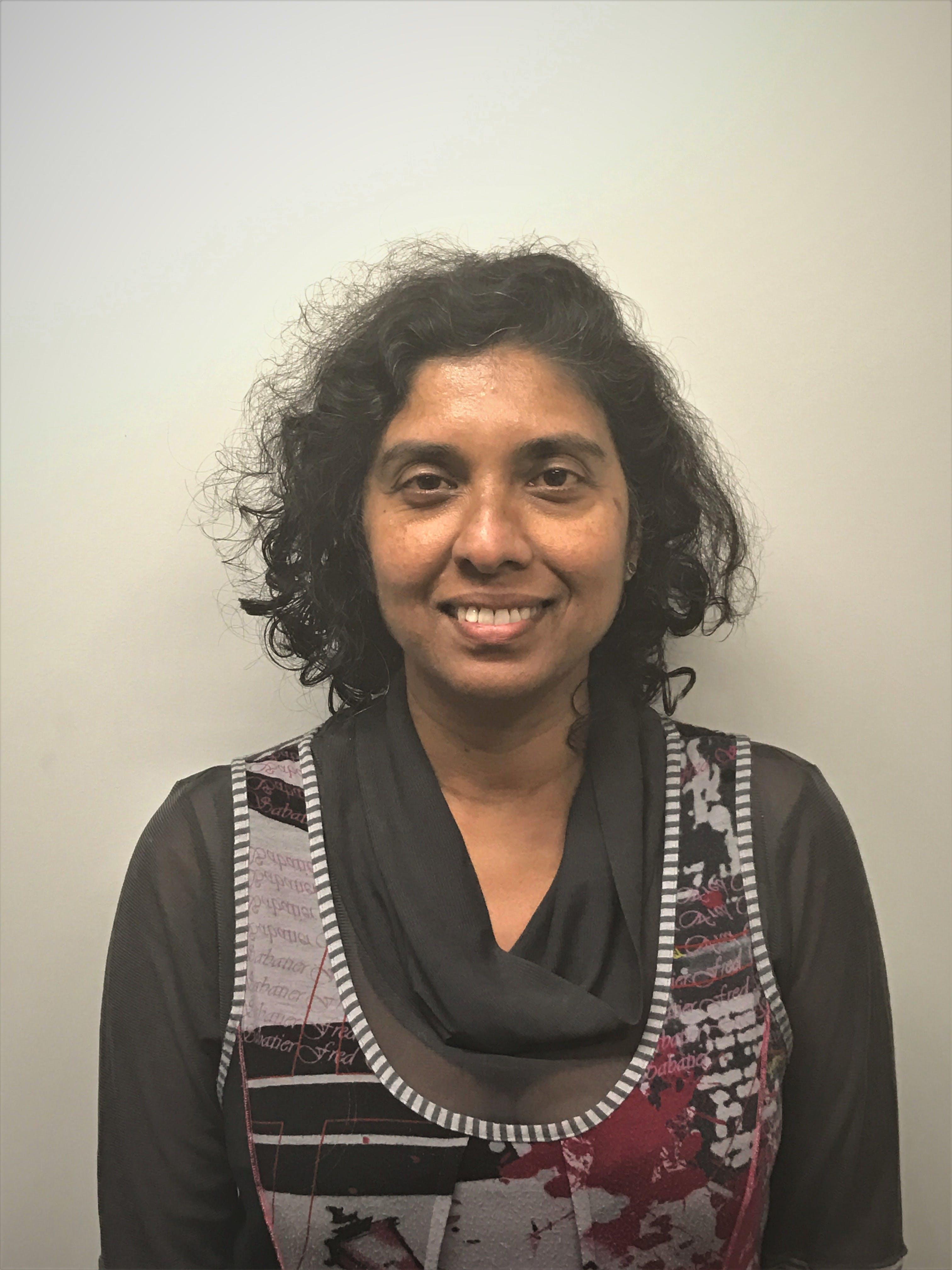 Photo of Dr Ranjana Curtotti