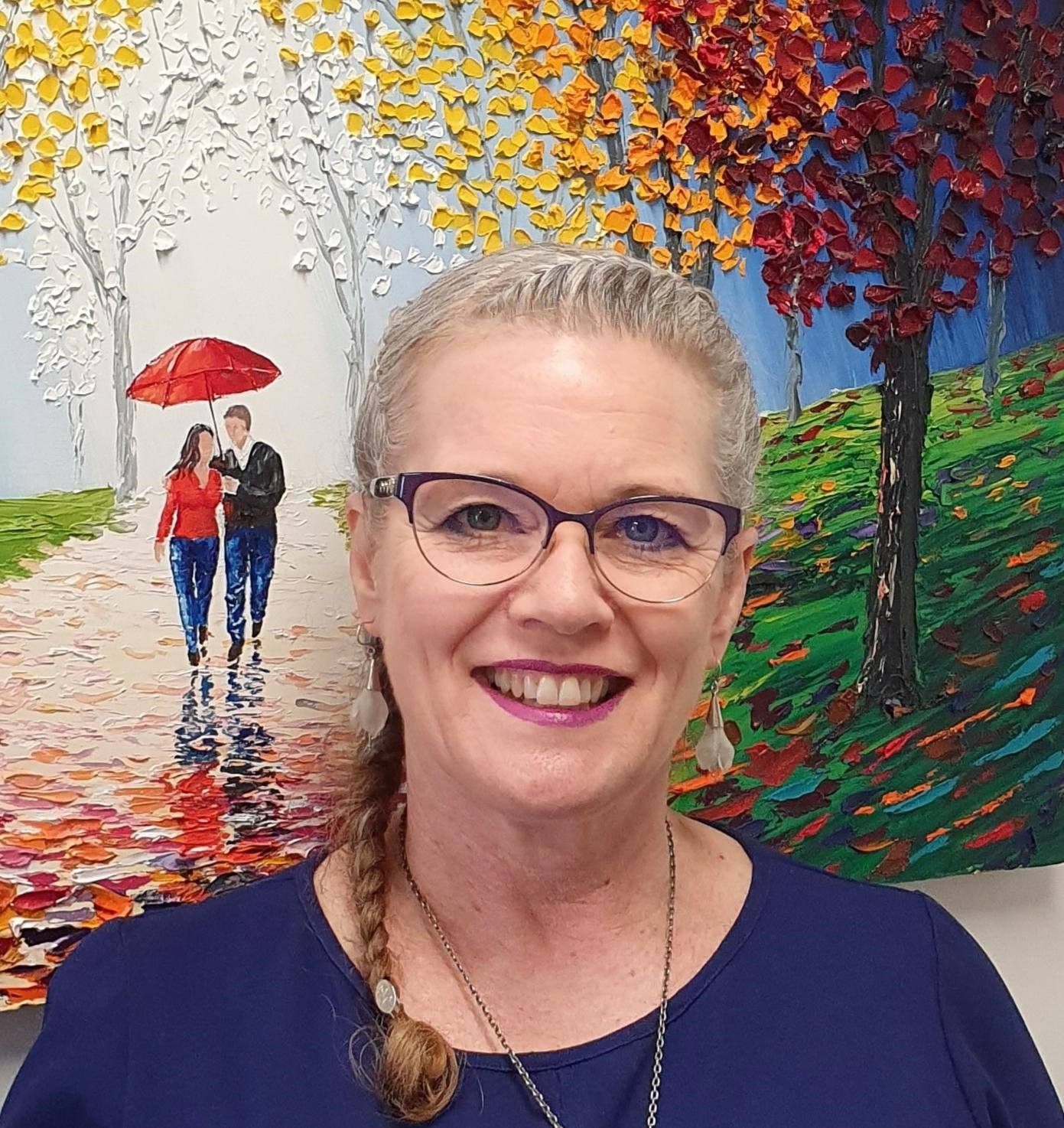 Photo of Dr Brenda Masters