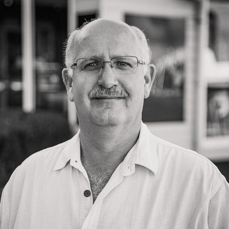 Photo of Dr Pieter De Klerk