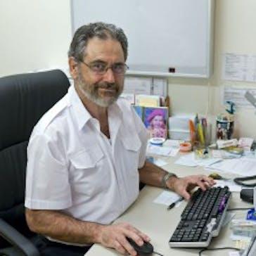 Dr Robert D'Hotman Photo