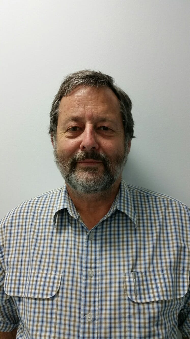 Photo of Dr Peter Jacobs