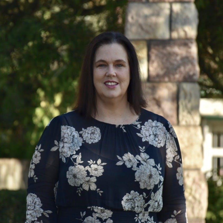 Photo of Dr Danielle James