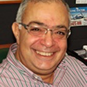 Dr Zaki Dorkham Photo