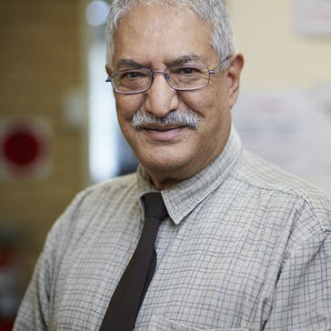 Dr Oscar D'Souza Photo