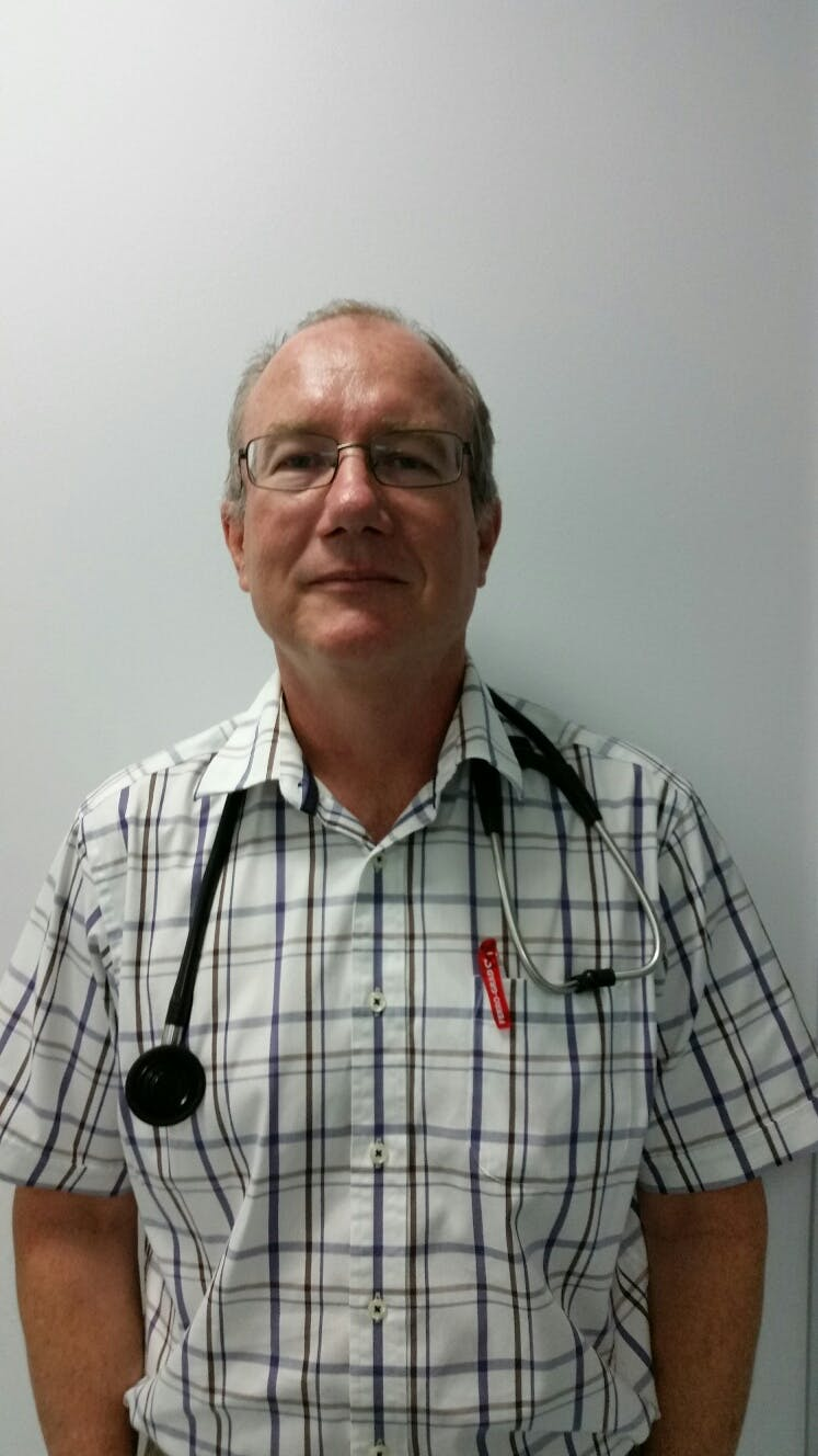 Photo of Dr Brendan Meagher