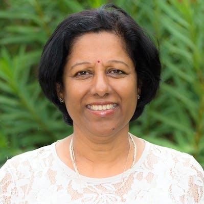 Photo of Dr Vasantha Naicker