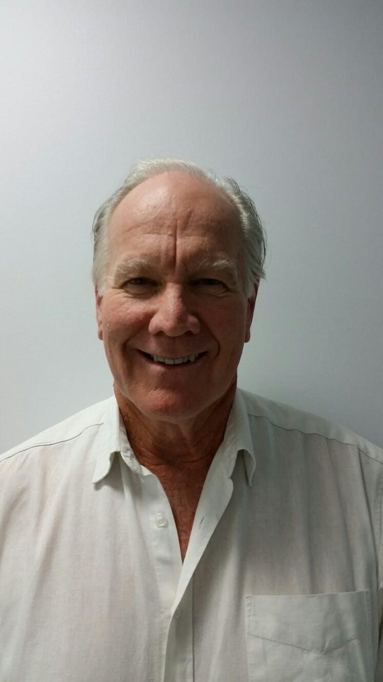 Photo of Dr Ian Raddatz