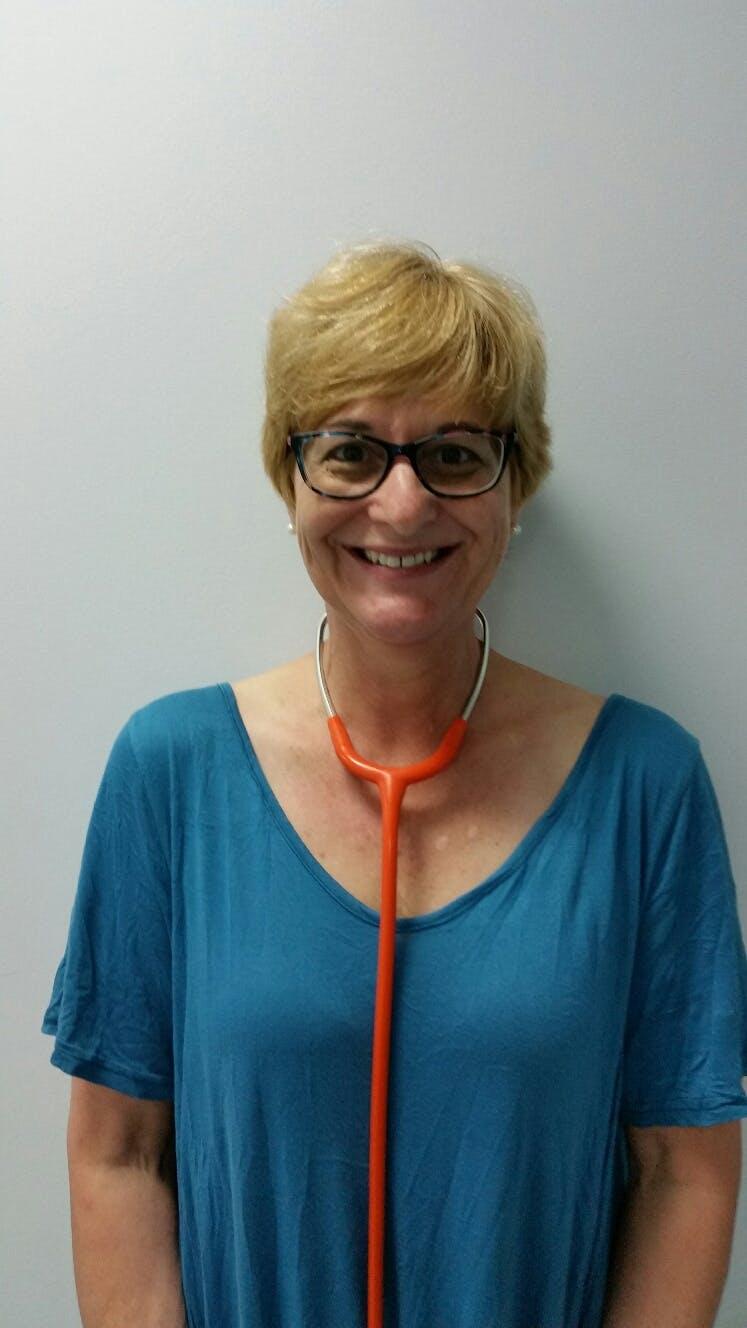 Photo of Dr Sarah Van Staden