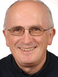 Photo of Dr Roger Bannister