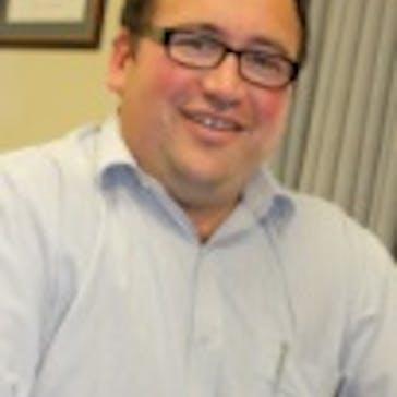 Dr Fraser Vivian Photo