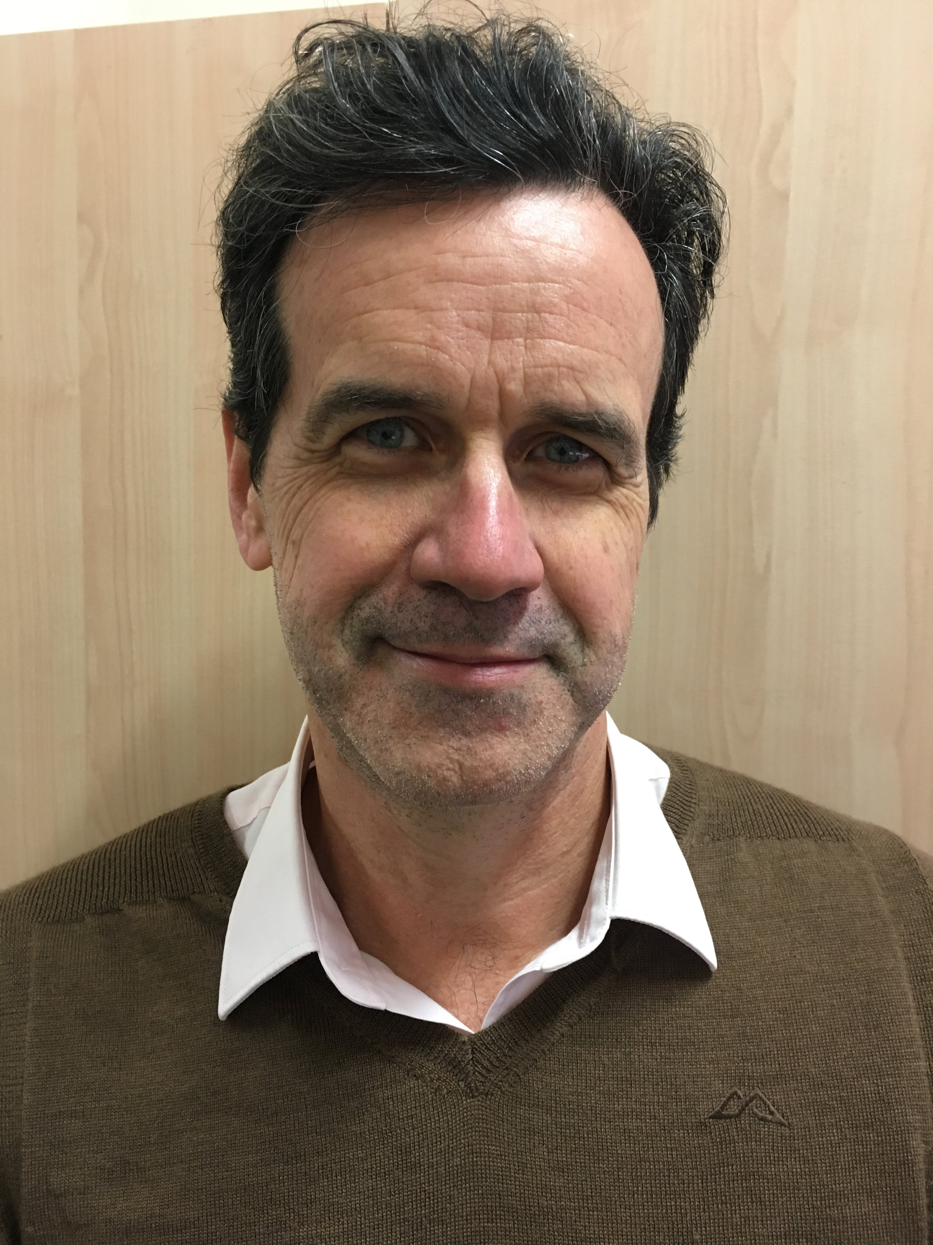 Photo of Dr Mark Flynn