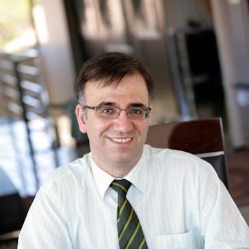 Dr Ali Irannezhad Photo