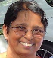 Photo of Dr Hema John