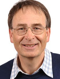 Photo of Dr Peter Michelmore