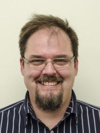 Photo of Dr Andrew Pols