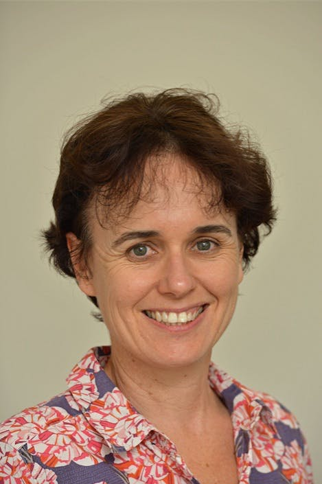 Photo of Dr Lucy Gilkes