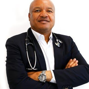 Dr Godfrey Sibanda Photo