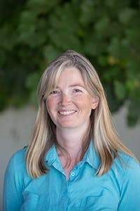 Photo of Dr Janet Thornley