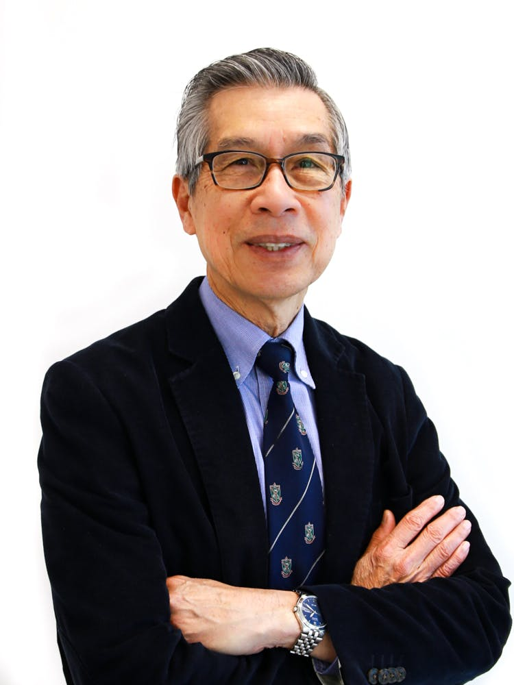 Photo of Dr Stephen Wong