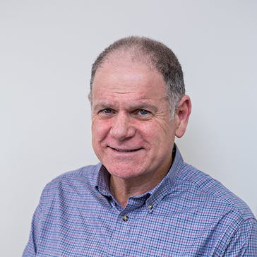 Dr Peter Woodward Photo