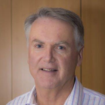 Dr Trevor Adcock Photo