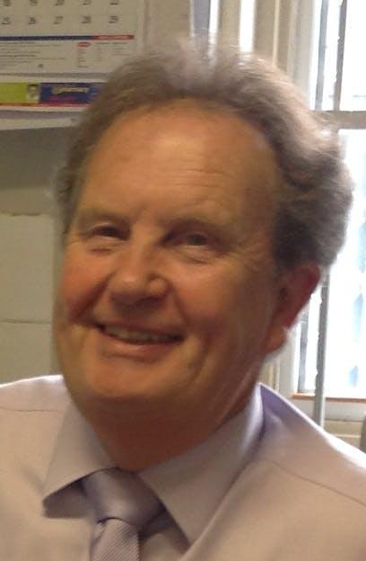 Photo of Dr Anthony Hancock