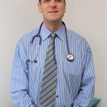Dr Daniel Bergman Photo