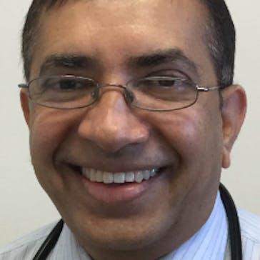 Dr Venay Haripersad Photo
